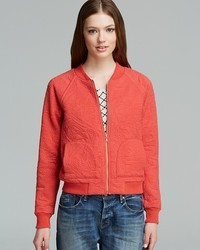 Marc by Marc Jacobs Jacket Willier Quilted Knit Bomber