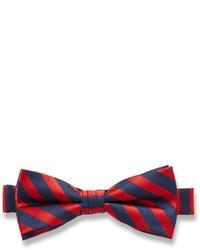 Izod Gordie Striped Bow Tie Boys