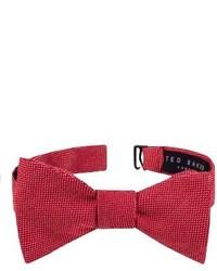 London solid cotton bow tie medium 3741695