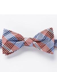 Chaps Plaid Pretied Bow Tie