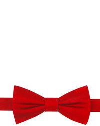 Pre tied solid bow tie medium 93732