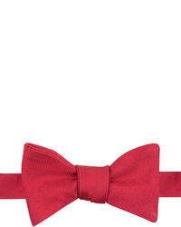Ted Baker Silk Blend Solid Bow Tie