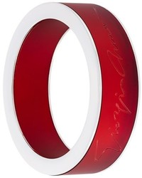 Giorgio Armani Signature Wide Bangle