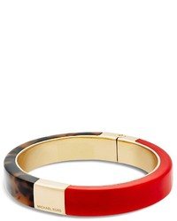 Michael Kors Michl Kors Half Half Hinge Bangle