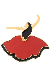 Marni Dancer Brooch