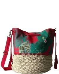 Roxy Native To Cuba Bucket Bag Handbags
