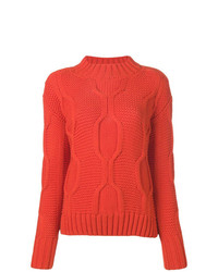 Odeeh Long Sleeve Knitted Sweater