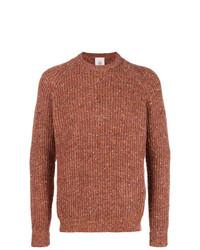 Eleventy Mesh Knit Sweater