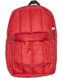 American Apparel Quilted Polyester Backpack
