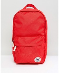 Converse Chuck Taylor Patch Backpack In Red
