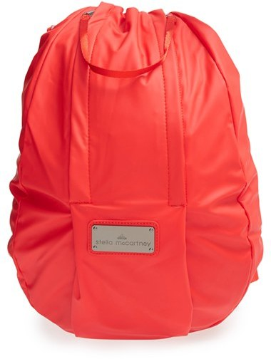 3e49682c707c ... adidas by Stella McCartney Faux Leather Backpack ...