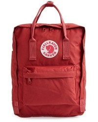 FjallRaven Kanken Water Resistant Backpack Grey