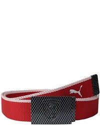 Puma Ferrari Replica Belt