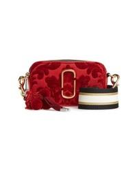 Marc Jacobs Snapshot Jacquard Crossbody Bag