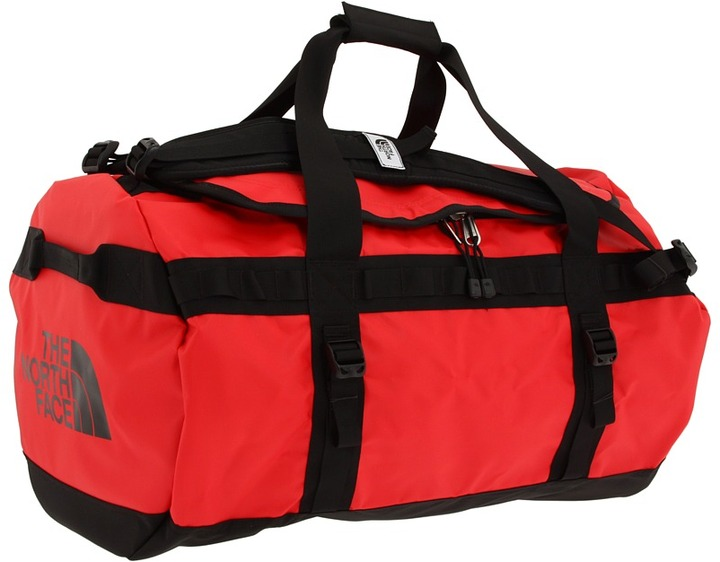 duffle bag north face