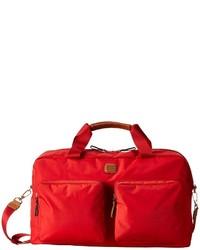 Bric's Milano Boarding Duffel W Pockets Duffel Bags