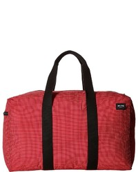 Jack Spade Packable Graph Check Duffel Bag Duffel Bags