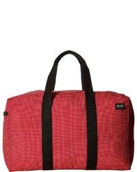Jack Spade Packable Graph Check Duffel Bag