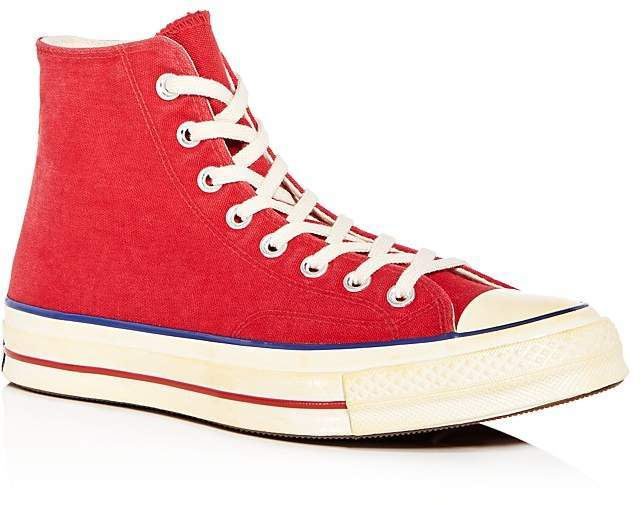 ... Canvas High Top Sneakers Converse Chuck Taylor All Star 70 Vintage High  Top Sneakers ... 75e1a7123