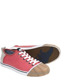 Sorel Sentry Canvas Sneakers