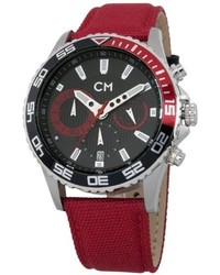 Carlo Monti Cm509 124b Avellino Analog Quartz Watch