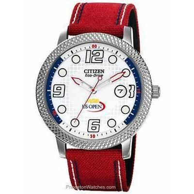Citizen Watches Dial Red