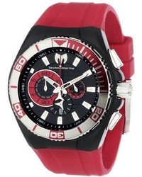 Technomarine 112012 Cruise Locker Nylon Strap With Key Ring Watch