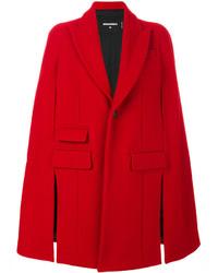 Red Cape Coat