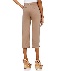 Intro Claudia Stretch Sateen Capri Pants | Where to buy & how to wear