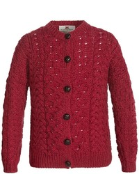 Carraigdonn Carraig Donn Cardigan Sweater Merino Wool