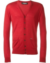 DSQUARED2 V Neck Cardigan