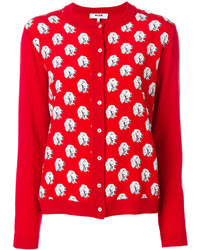 MSGM Front Button Cardigan