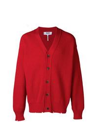 MSGM Long Sleeved Cardigan
