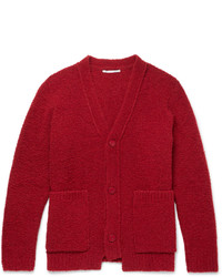 Stella McCartney Oversized Wool Blend Boucl Cardigan