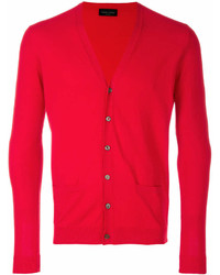 Roberto Collina Slim Fit Cardigan