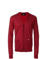DSQUARED2 Slim Fit Cardigan