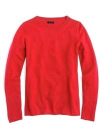 J.Crew Long Sleeve Italian Cashmere Sweater