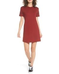 RVCA Short Stop T Shirt Dress