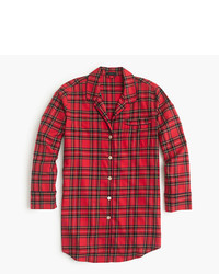 Classic tartan flannel nightshirt medium 396620