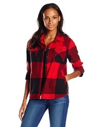 Woolrich oxbow bend chunky flannel shirt medium 455493