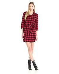 Woolrich Pemberton Ii Flannel Shirt Dress