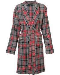 Fear Of God Checked Robe Coat