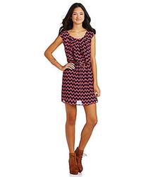 Chevron x back dress medium 77683