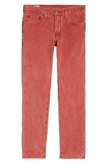 c9642185 Levi's 511 Slim Fit Corduroy Pants, $79 | Nordstrom | Lookastic.com