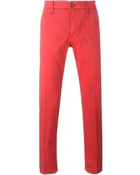 Jacob Cohen Stretch Chino Trousers