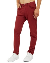 Redvanly Kent Pull On Golf Pants