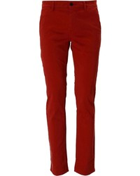 BOSS Stretch Cotton Chino Trousers