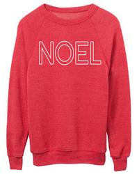 ed592cc31d Ily Couture Noel Sweatshirt