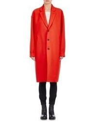 Rag & Bone Blankett Coat Red