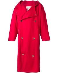 Jc De Castelbajac Vintage Hooded Oversized Coat
